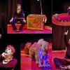 Erzähltheater in Stadtbücherei vom kleinen Kamel und anderen Geschichten