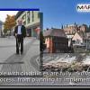 Auszeichnung als barrierefreie Stadt 2012 für Marburg