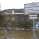Hochwasser in Marburg an der Lahn