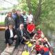 Der neue Bootssteg der Martin-Luther-Schule ist eingeweiht