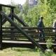 Neubau des Hirsefeldsteges wird ab 1. Juni  fortgesetzt