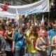Demonstration für ein anderes Bildungssystem – auch in Marburg