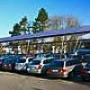 Sonnenkraft mit Solar-Carports