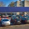 Hundstage ohne die Solar-Carports