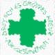 Grünes Kreuz vor Insolvenzverfahren