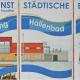 Baustelle Hallenbad Wehrda