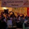 Ramadanzelt auf  Elisabeth-Blochmann-Platz