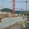 Baufortschritt beim Congreß Centrum DVAG