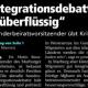 Stötzel kritisiert Äußerungen des Ausländerbeiratsvorsitzenden
