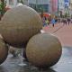 In Gießen: Kugelbrunnen und Pflasterungen neu