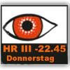 """""""Architektursünden in Marburg"""" in HR III"""