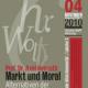 Christian-Wolff-Vorlesung über Markt und Moral