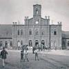 Marburger Bahnhof als Tor zur Welt und in die Stadt