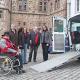 Behindertenfahrdienst zur Teilhabe am Leben
