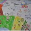Naturbilder von Kindern als Vor-Bilder