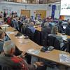 Denk Mal Weiter der IG MARSS mobilisiert 130 Besucher