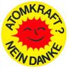 Am Montagabend Aktion gegen Atom in Marburg