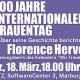 Florence Hervé zur Geschichte des Internationalen Frauentags