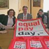 Equal Pay Day am 25. März zum Kampf gegen Lohnungleichheit