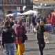 Agiler Strassenwahlkampf in Marburg