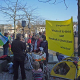 Wieder Hunderte gegen Atomkraft in Marburg auf den Beinen