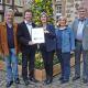 Wohnumfeldmaßnahmen am Richtsberg eröffnen Auszeichnung zur Umweltbildung und Umweltgerechtigkeit