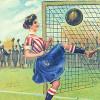 Frauenfußball geht ganz ohne Luftmaschen
