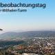 Marburger-Vogel-Beobachtungstag am Spiegelslustturm