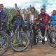 Mit Elektrofahrrädern in Marburg und im Lahntal unterwegs