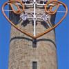 Kaiser-Wilhelm-Turm: Panoramaansicht aus dem Jahr 1890 wiederentdeckt