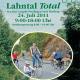 Lahntal Total am 24. Juli bis nach Marburg