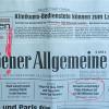 UKGM und Land Hessen – Was die Gießener Allgemeine zu berichten hat