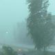 Schwerer Gewitterregen in Marburg am Sonntagnachmittag