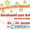 Große Ausbildungsbörse für Schüler/innen im CINEPLEX Marburg im Januar