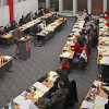 Kontroversen um Sporthallen und Neuverschuldung belasten Verabschiedung des Marburger Haushalt 2012