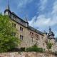 Vom Landgrafenschloss steil runter zum Tiefpunkt – Eine Kellergeschichte in Bildern bis zur Sohle von Marburg