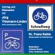 Informationsabend der Marburger Grünen: Chancen und Perspektiven für Radverkehr in Marburg