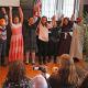 move it!  bewegt Menschen und bringt mächtig Stimmung in den Rathaussaal