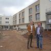 Neues Seniorenwohnheim in Cölbe steht vor der Vollendung