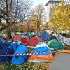 Zwischen Zelten und Türmen – Zehn Monate Occupy Frankfurt