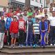 Fußball-Auswahl aus Hermannstadt zum Gegenbesuch in Marburg