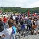Kalte Schulter, lautstarker Protest und keine Chance für die jämmerliche NPD in Marburg