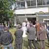 Neue Wohnungen und ein Kommunikationszentrum im Studentendorf