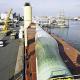 83,5 Meter langer Prototyp als weltgrößtes Rotorblatt auf dem Prüfstand
