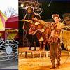 Circus Probst kommt nach Marburg – 5 Tage Circusdarbietungen mit Artisten, Exoten und Tieren unterm Kuppelzelt im Afföller