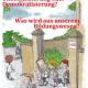 Abschlussvortrag von Prof. Oskar Negt zur Ökonomisierung des Bildungswesens