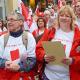 Blick nach vorn im Zorn – von einer gewerkschaftlichen Vertrauensfrau am UKGM