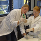 Der eigenen DNA auf der Spur –  Neuer Genetik-Kurs im Schülerlabor des Botanischen Gartens kommt gut an