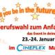 Berufsorientierung im Marburger Kinocenter mit einer Ausbildungsbörse für Schüler/innen