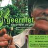 Ausstellung zu Hunger, Globalisierung und Landwirtschaft